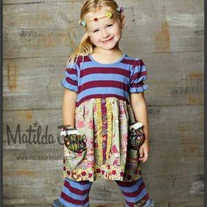 🌸 Matilda Jane Maggie at Tea Dress Size 4 🌸